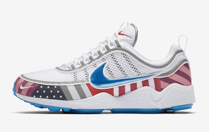 Nike x Parra Spiridon
