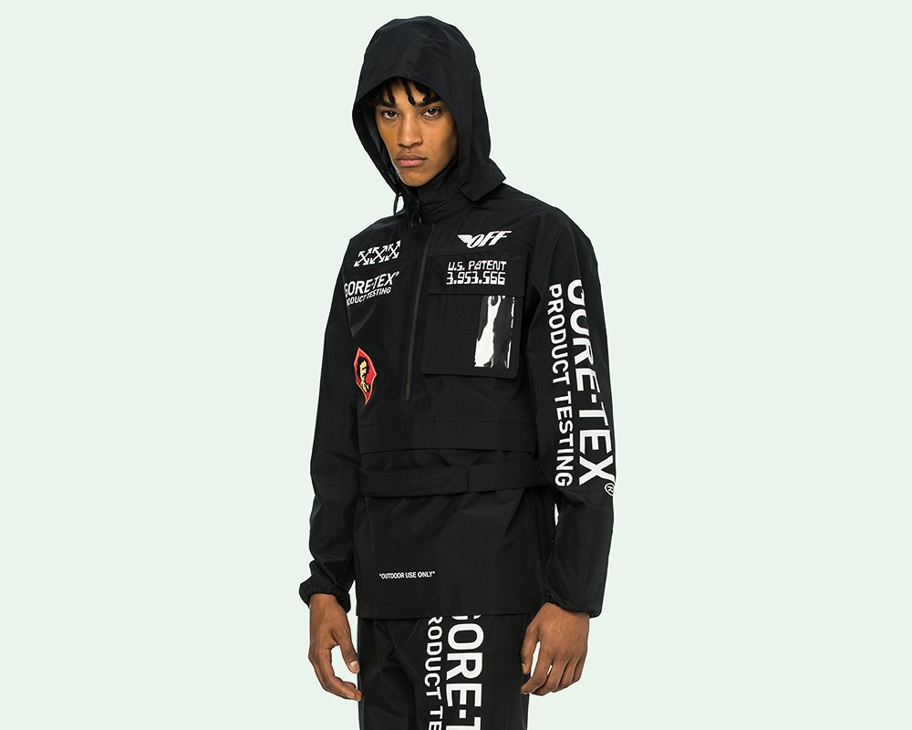You Can Pre-Order Off-White™'s GORE-TEX Collection Now