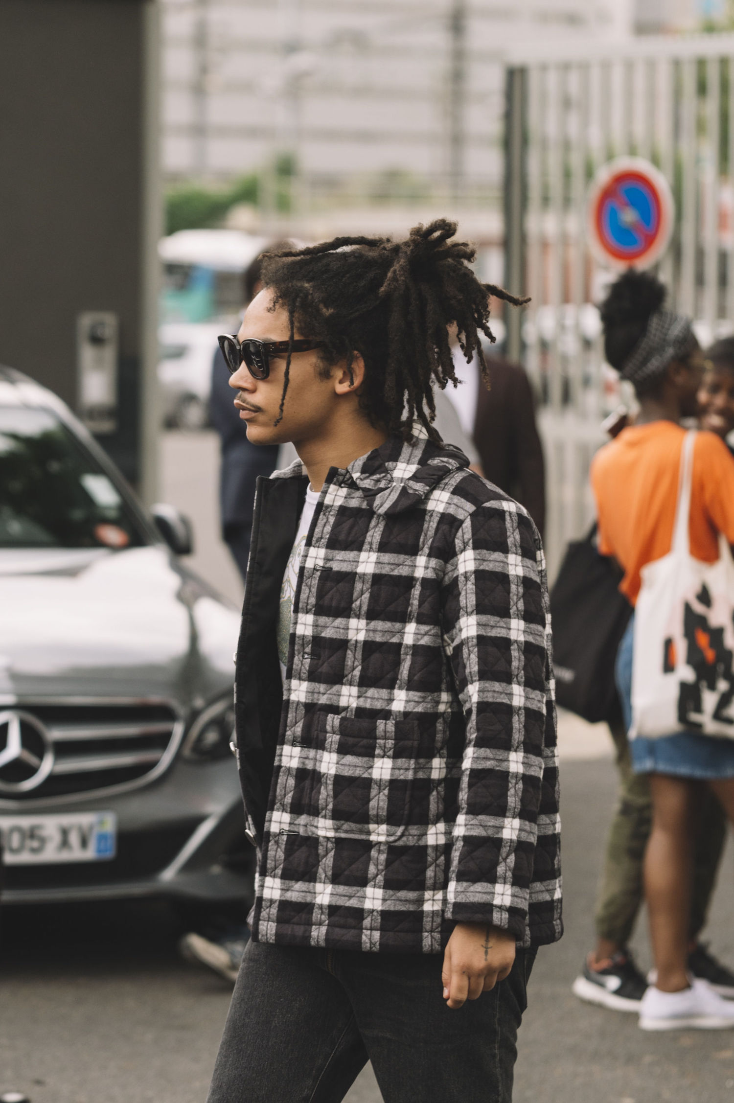Street Style: Outside The Vetements SS19 Show