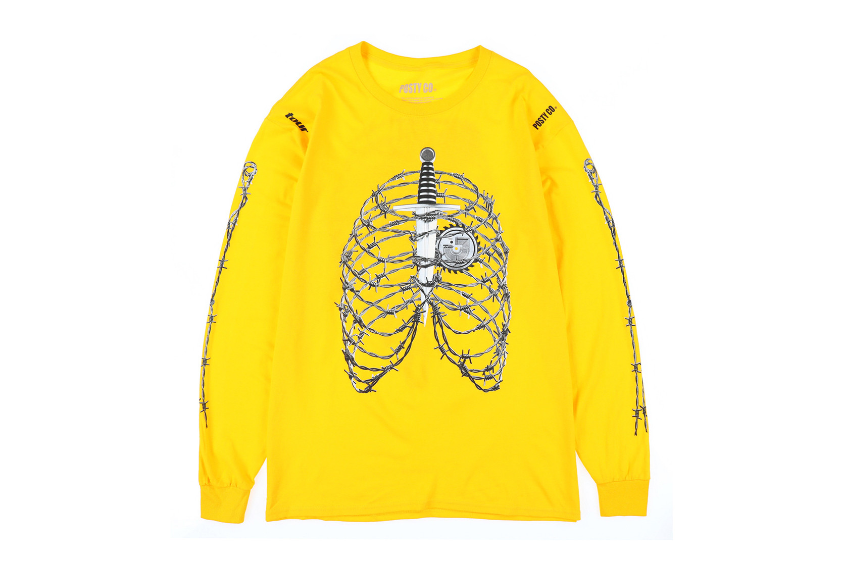 Post Malone Collaborates with NUBIAN for a Unique Merchandise Capsule