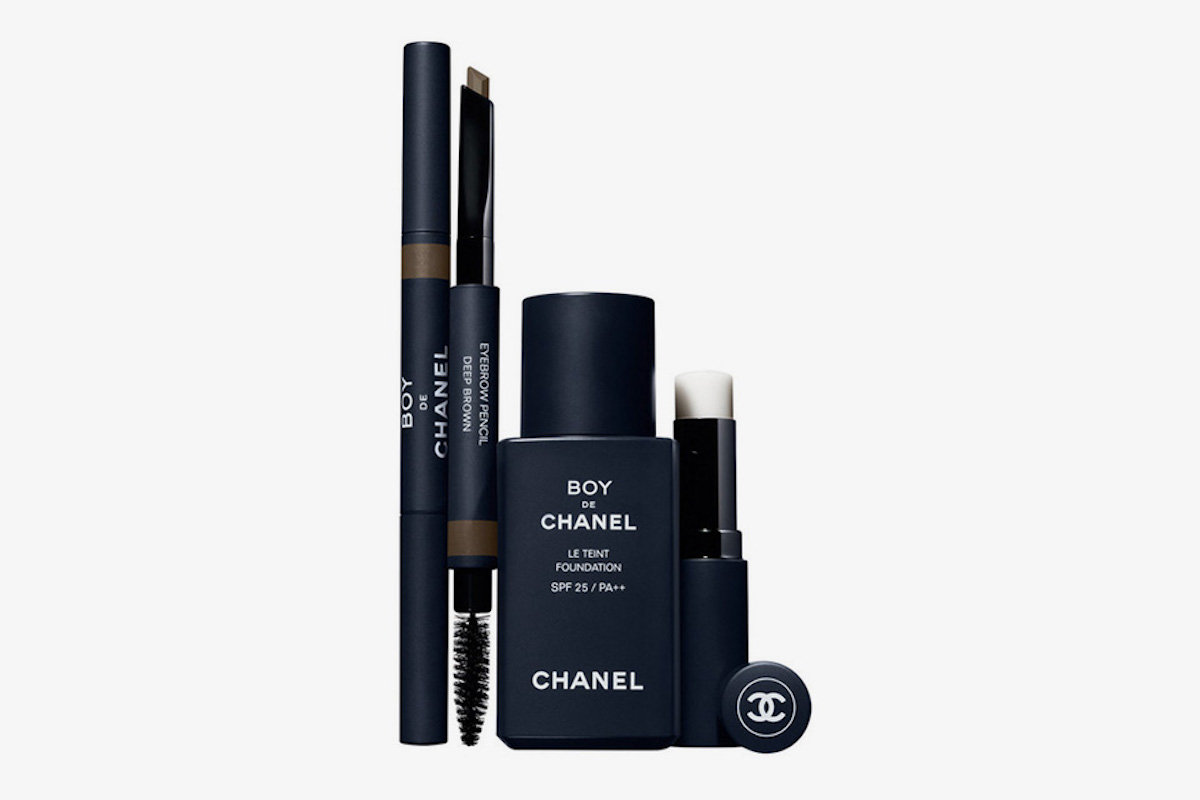 Chanel Releases First Ever Men's Makeup Line