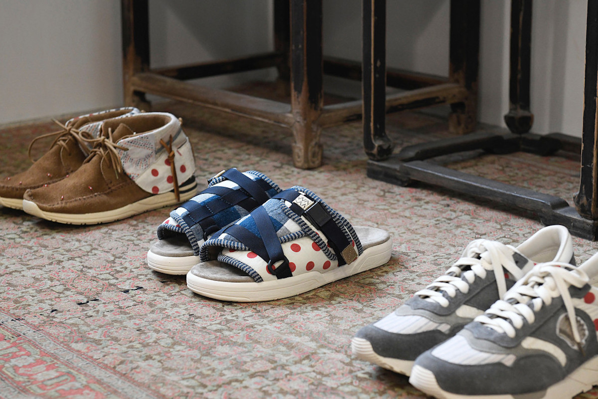 Check out Visvim's Spring/Summer 2019 Collection