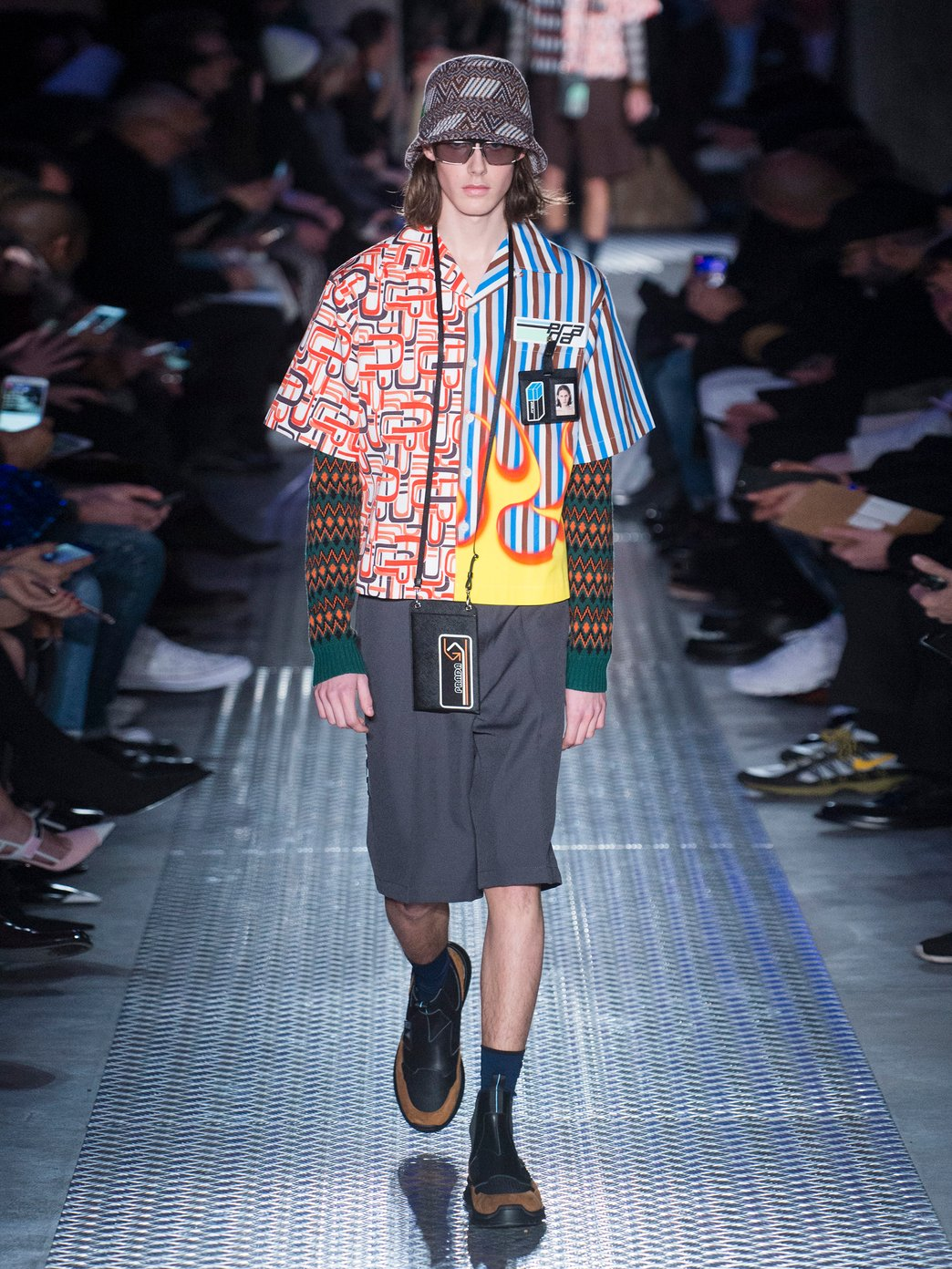 PRADA: The Bowling Shirt Taking Over the Game
