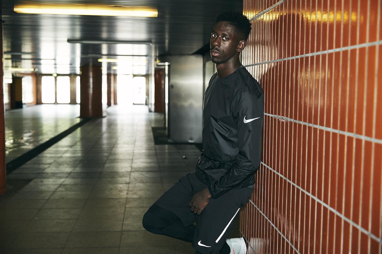 Nike Profile GB Sprinter Reece Prescod in Short Film