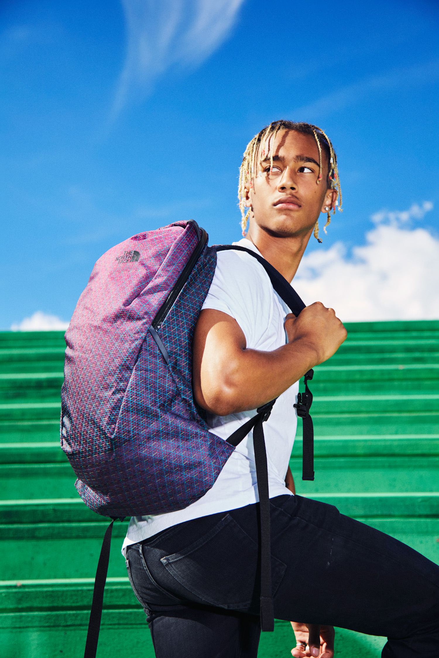 The North Face Releases CMYK Capsule Collection