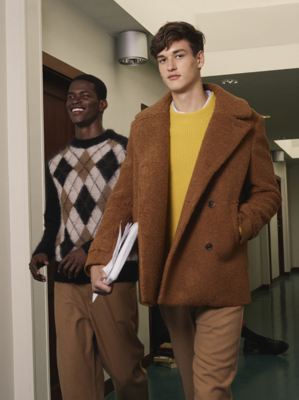 H&M Studio Unveil Ivy League Collection for Autumn/Winter 2018