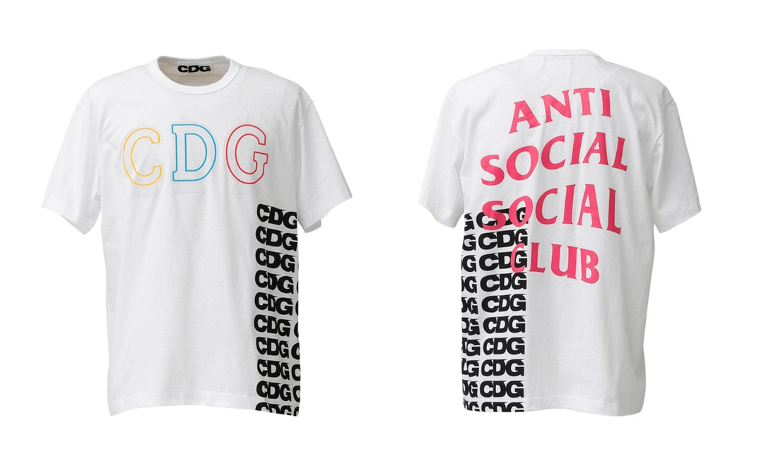 COMME des GARÇONS CDG Drops Collab Collections with Anti Social Social Club & Alpha Industries
