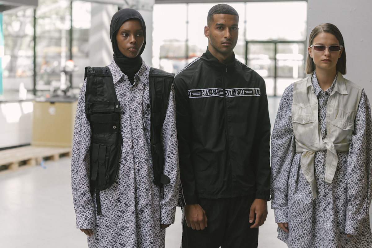 CPHFW: Backstage at MUF10 SS19 Show