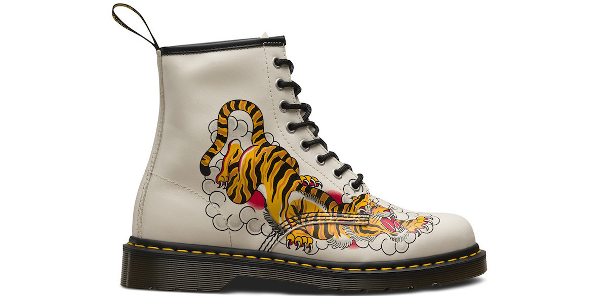 A Look at the Dr.Martens Special Edition AW18 Tattoo Collection