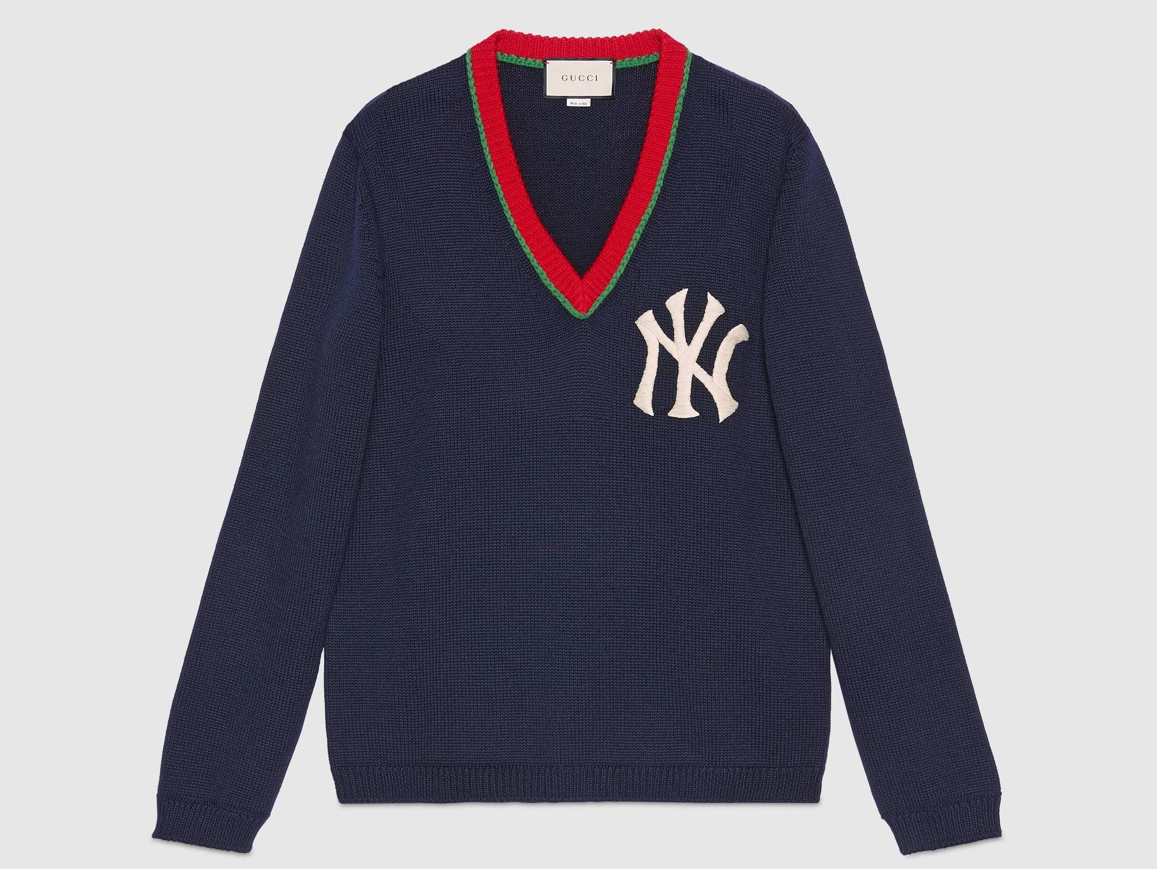 Gucci NY Yankee Sweater