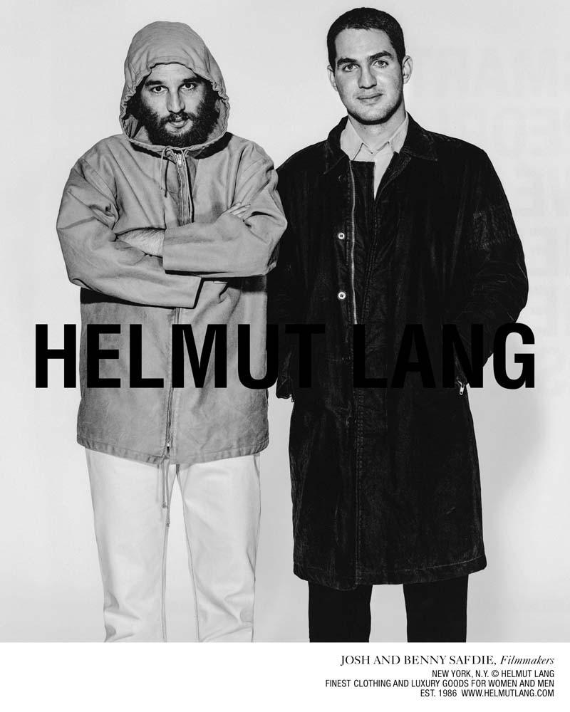 Helmut Lang Campaign