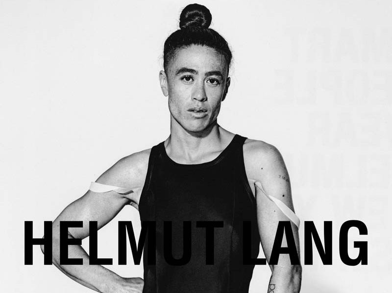 Helmut Lang Launches AW18 Campaign Featuring A Crop of Talented Multidisciplinary Artists