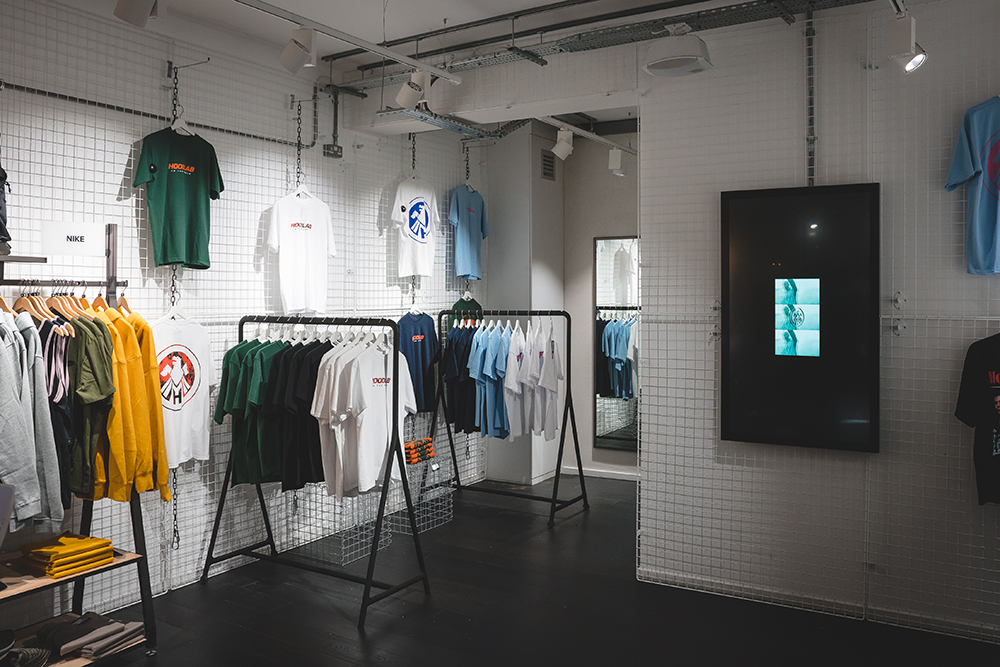 Hoodlab & Size? Team Up For Collaborative Pop-up Shop