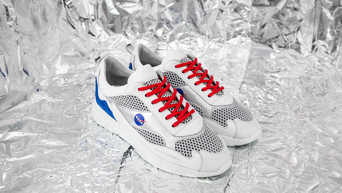 NASA Announces New Mercer Amsterdam Collaboration Collection