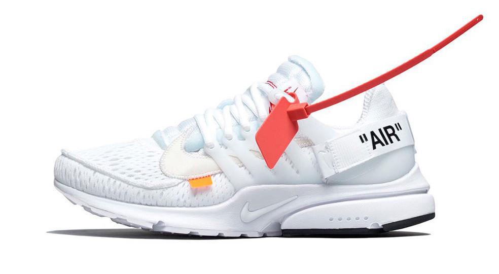 Where To Buy The New Off-White™ x Nike Presto in White