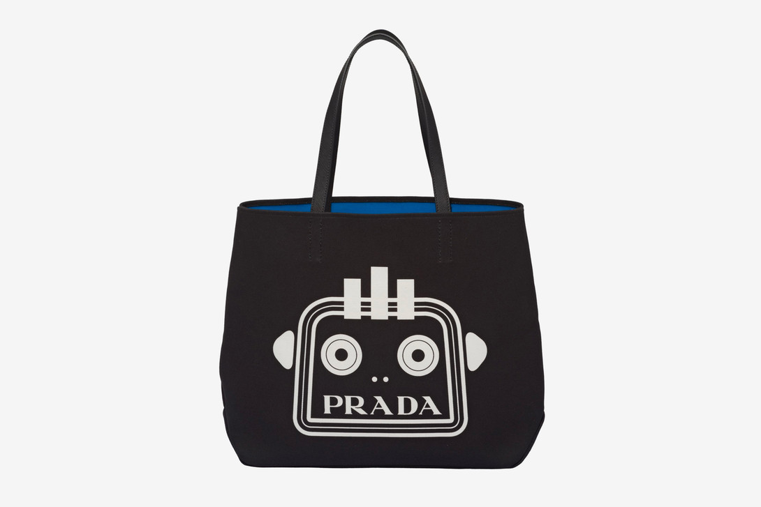Prada Totebag Collection