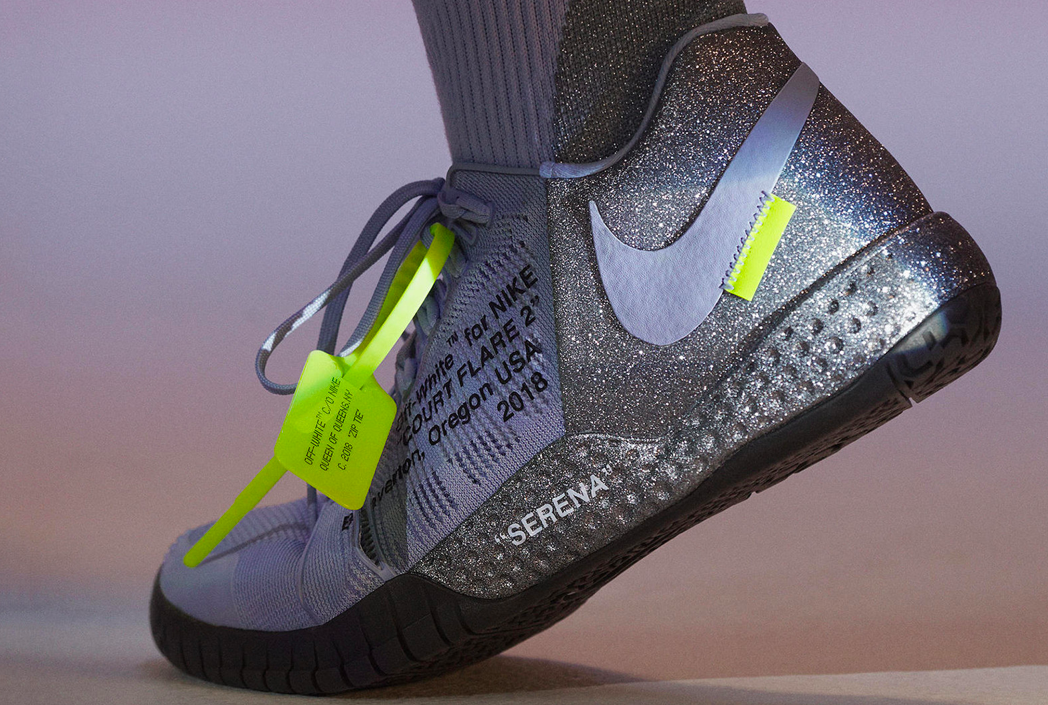 """Virgil Abloh x Nike's """"QUEEN"""" Collaboration for Serena Williams"""