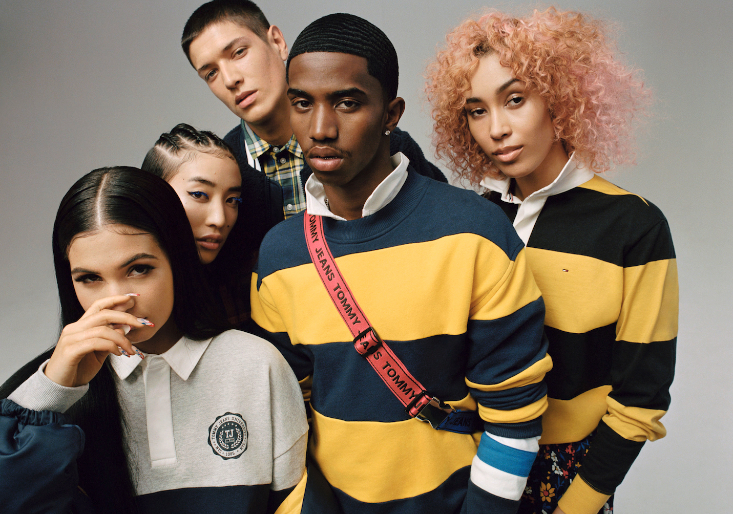 Tommy Hilfiger Presents New AW18 TOMMY JEANS Collection