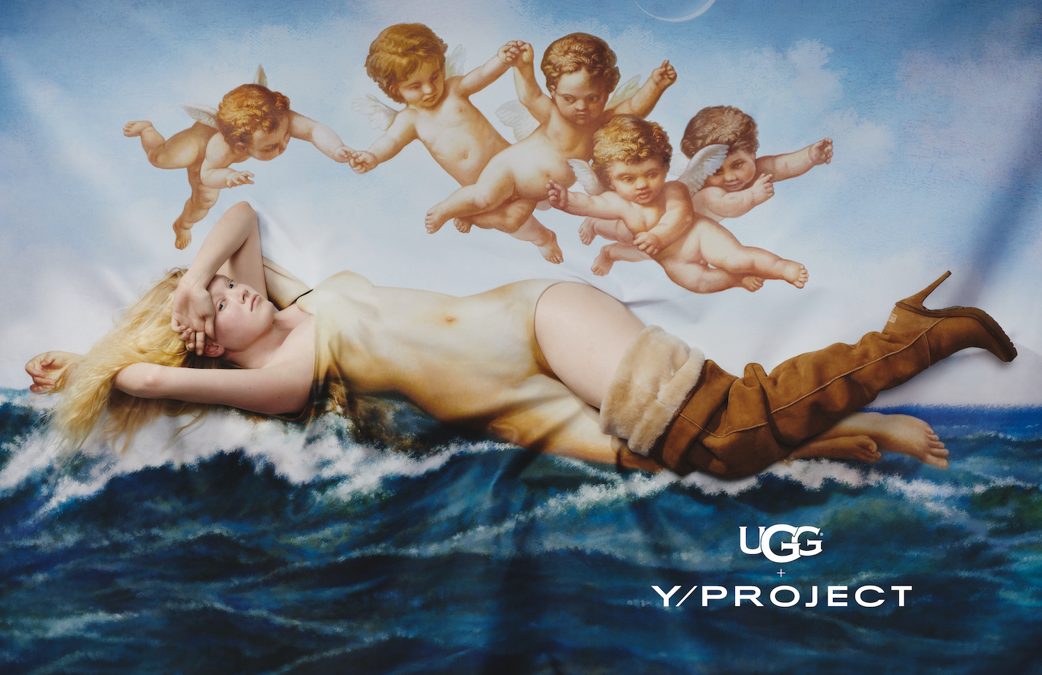 UGG X Y/Project Reveal Global Collaborative Campaign