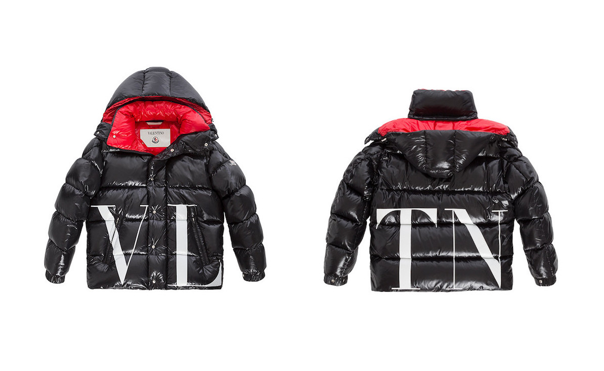 Valentino & Moncler Release Range of Quilted Jackets