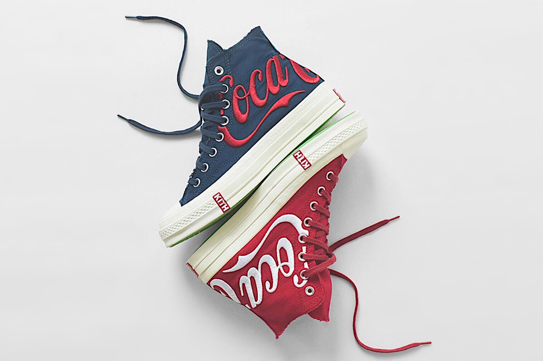 PAUSE or Skip: KITH x Coca-Cola x Converse Capsule Collection