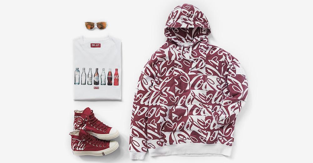 KITH Teases New Coca-Cola Collaboration