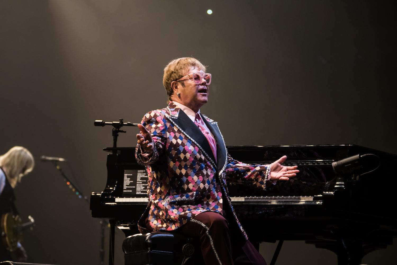 Elton John Taps Gucci to Create his Entire Tour Wardrobe