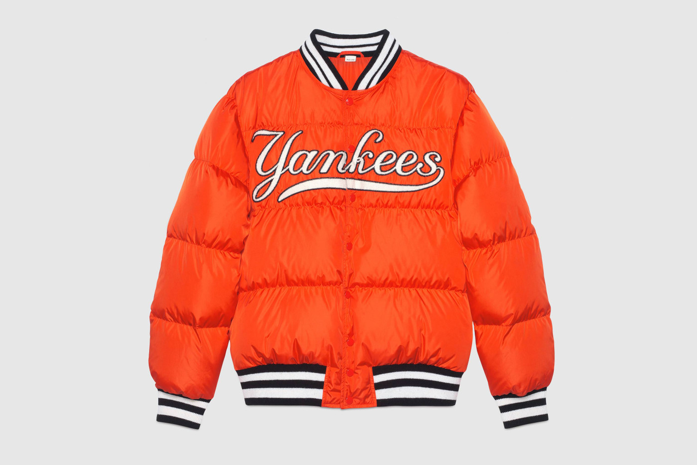 Gucci and NY Yankees Team Up On Apparel Collection