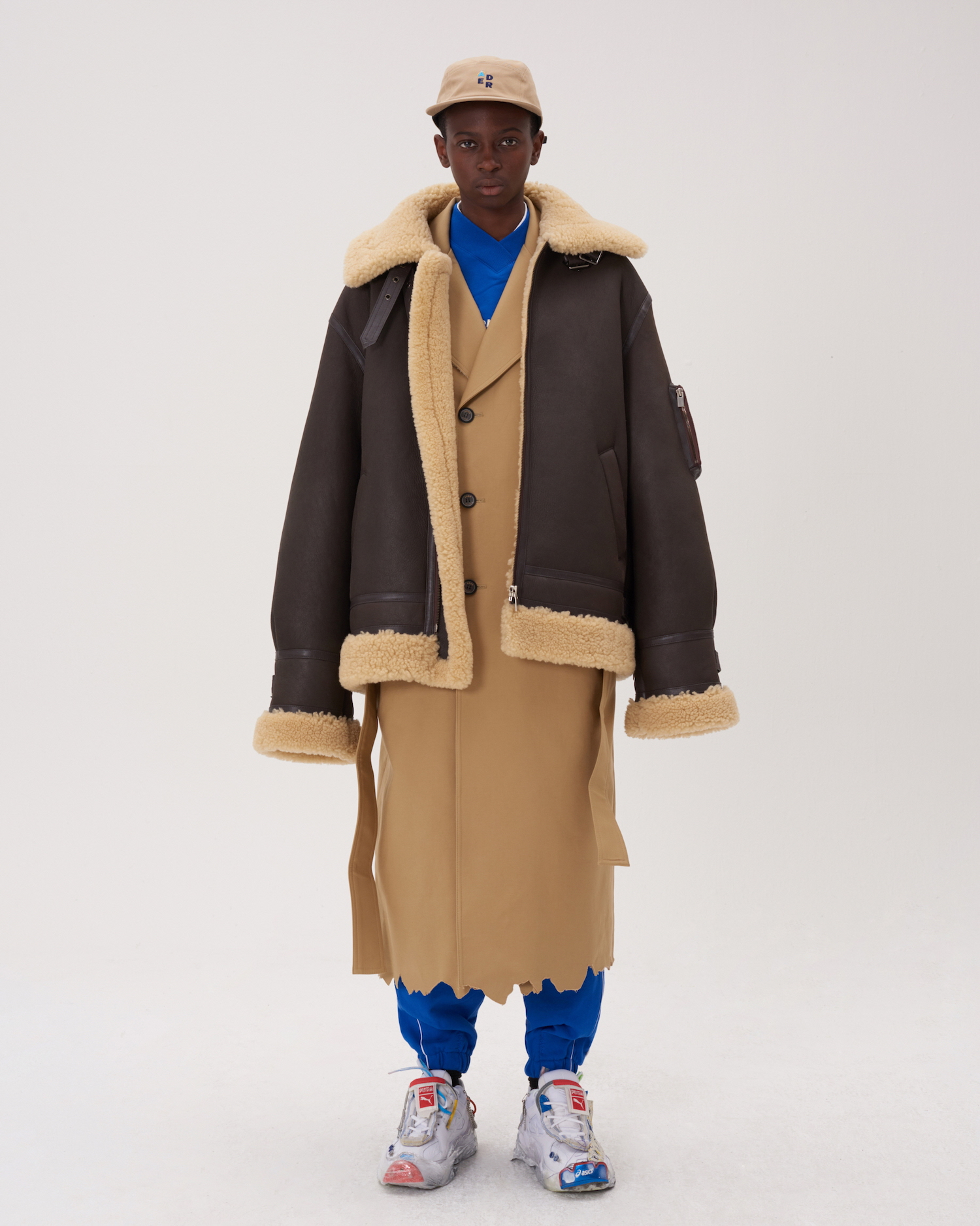 ADER ERROR Autumn/Winter 2018 Collection Lookbook