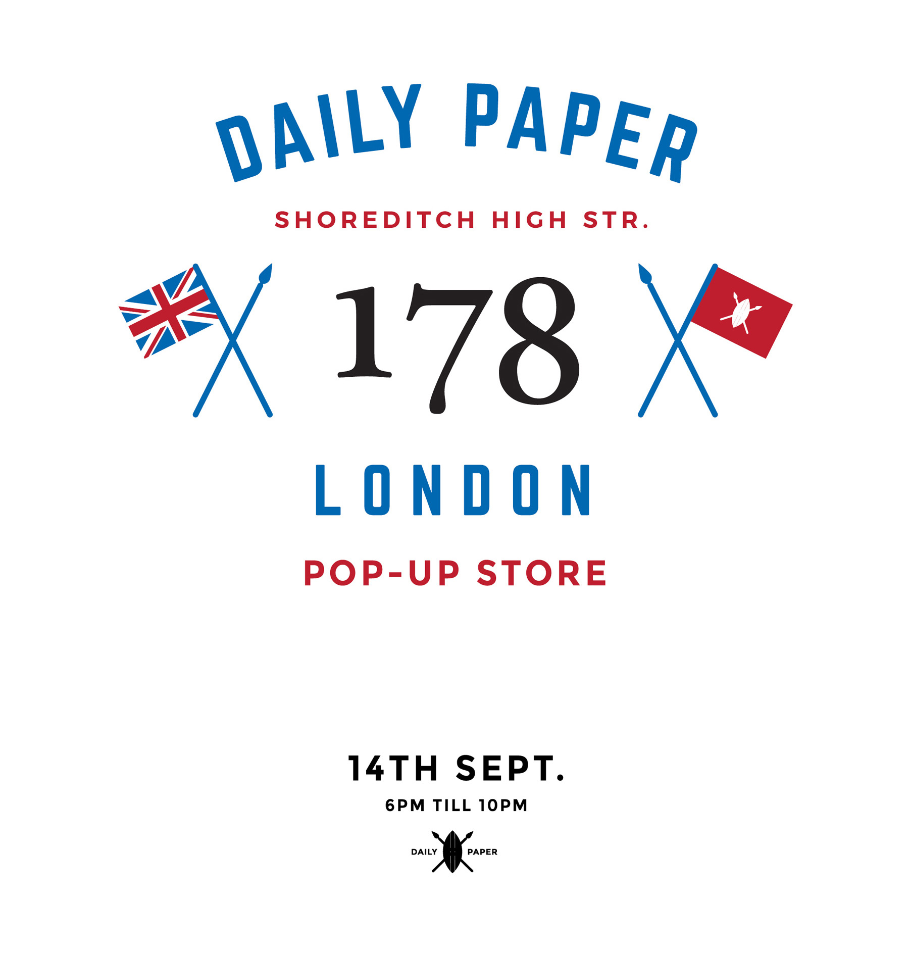 Daily Paper to Open First London Store