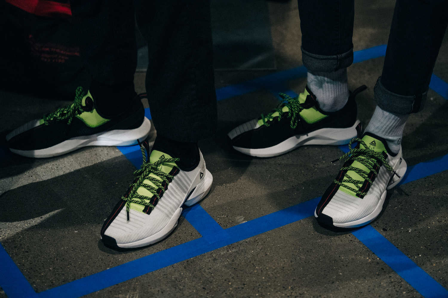 Reebok Unveil Sole Fury Silhouette at Matthew Adams Dolan's Spring/Summer 19′ Show