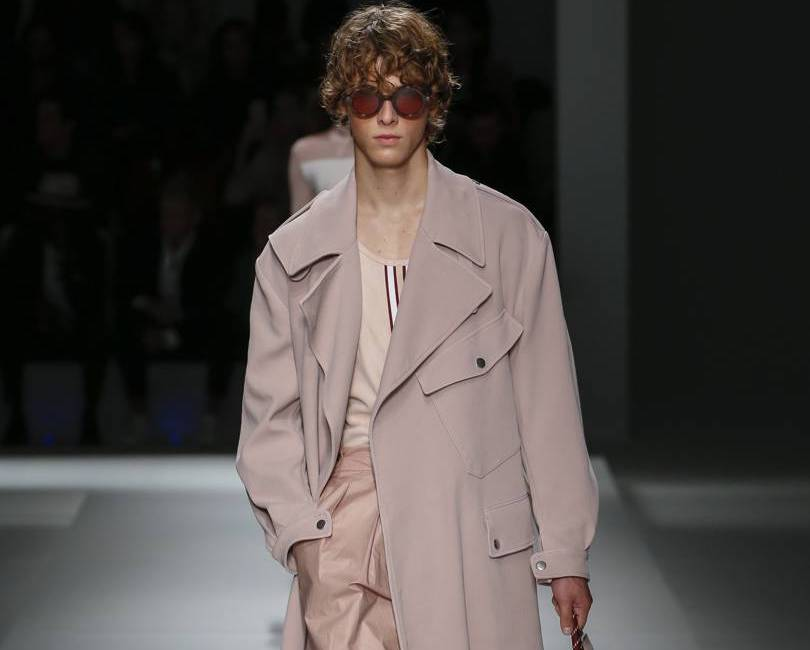 NYFW: BOSS Spring/Summer 2019 Ready-To-Wear Collection