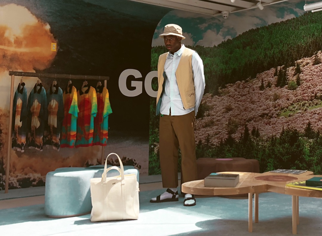 Tyler, The Creator Tries His Hand at Interior Design Using the Golf Flagship Store