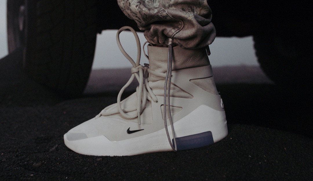 Fear of God Teases New Nike Collaboration