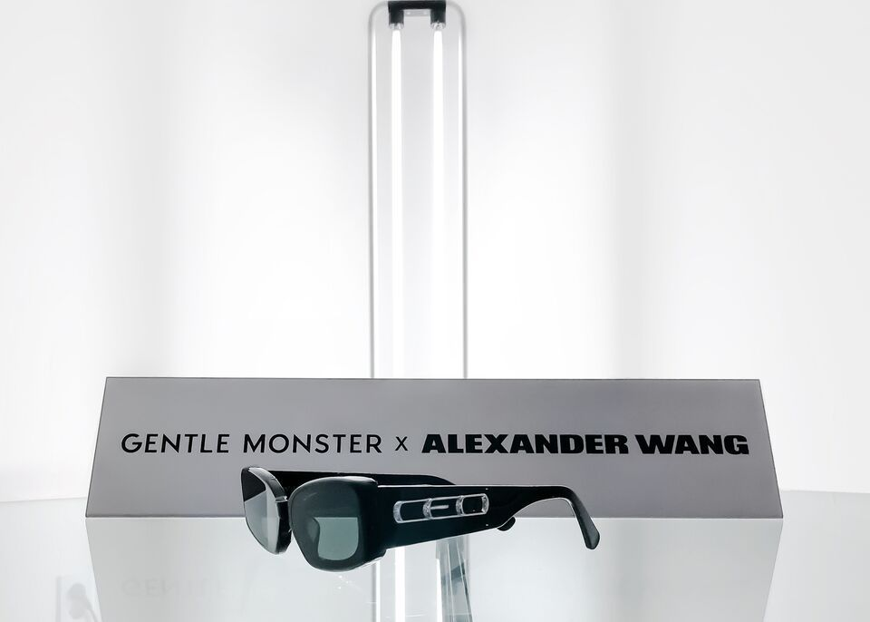 Gentle Monster Taps Alexander Wang for New Sunglasses Collaboration