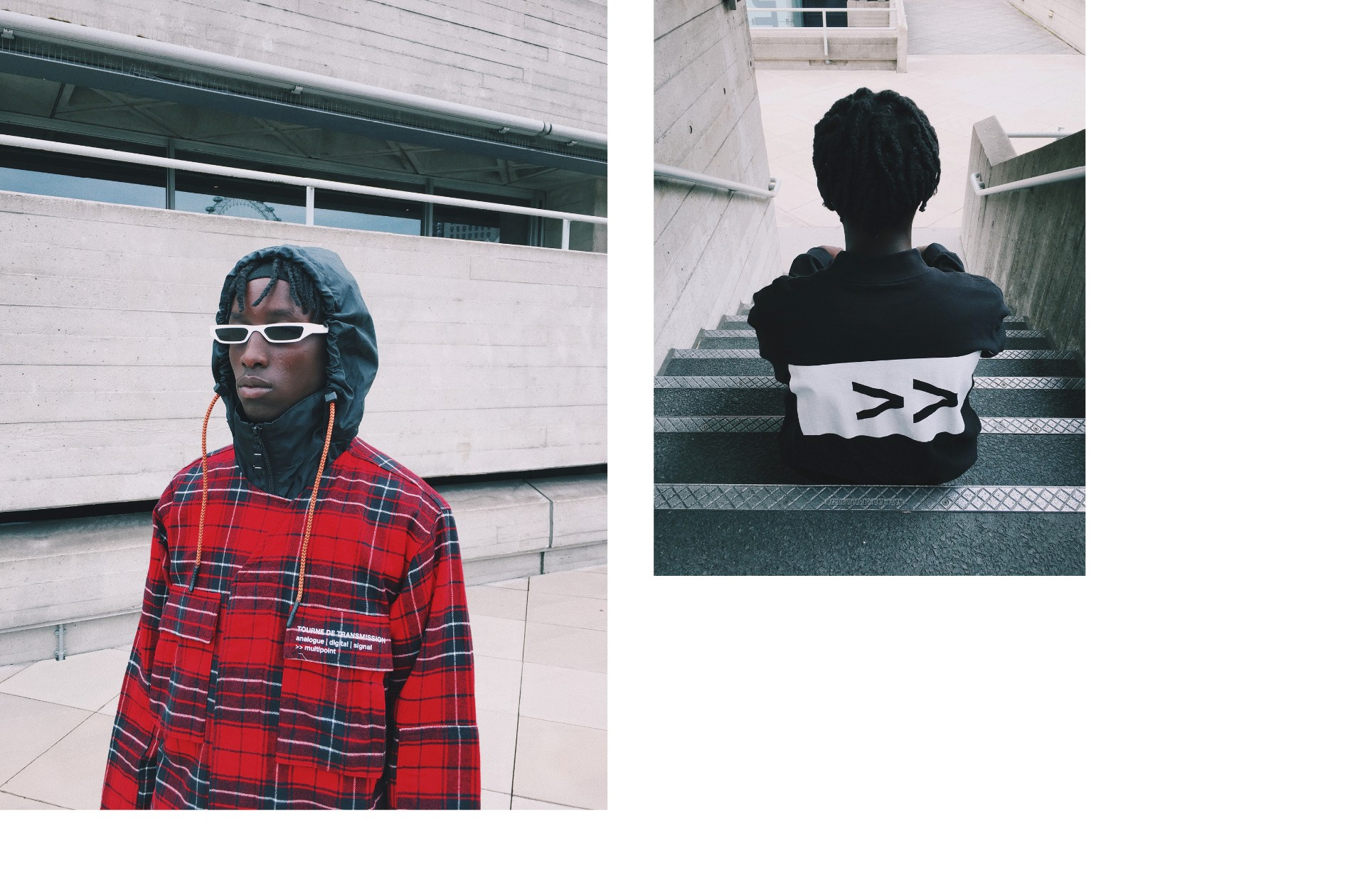 Tourne de Transmission Drops the First Instalment of Their AW18 Offerings