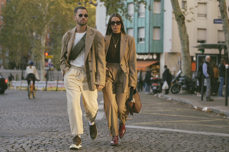 Street Style Shots: Paris Fashion Week Day 1