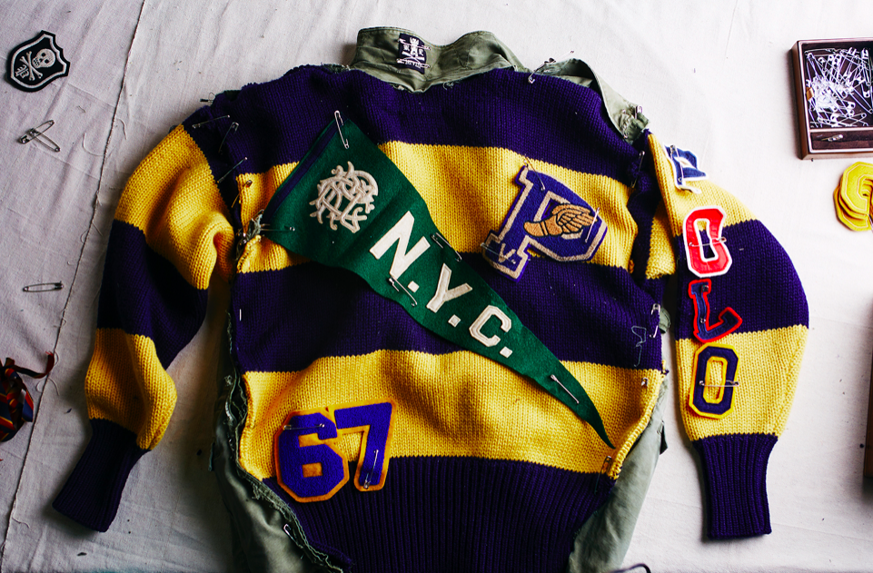 Polo Ralph Lauren Upcycled Collection will be Available Next Week