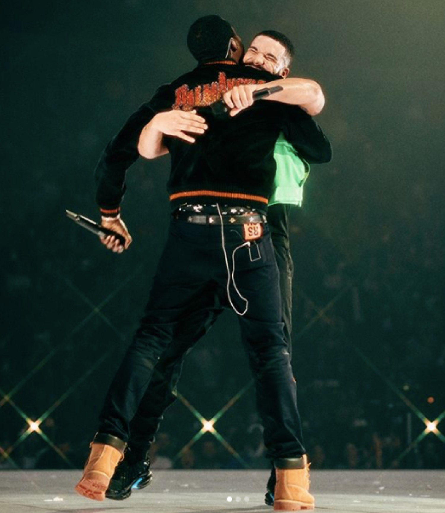 SPOTTED: Drake & Meek Mill Appear to End Feud