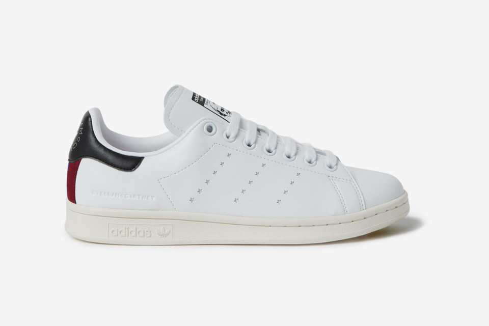 Stella McCartney Teams up with Adidas to Release First-Ever Vegetarian Sneaker