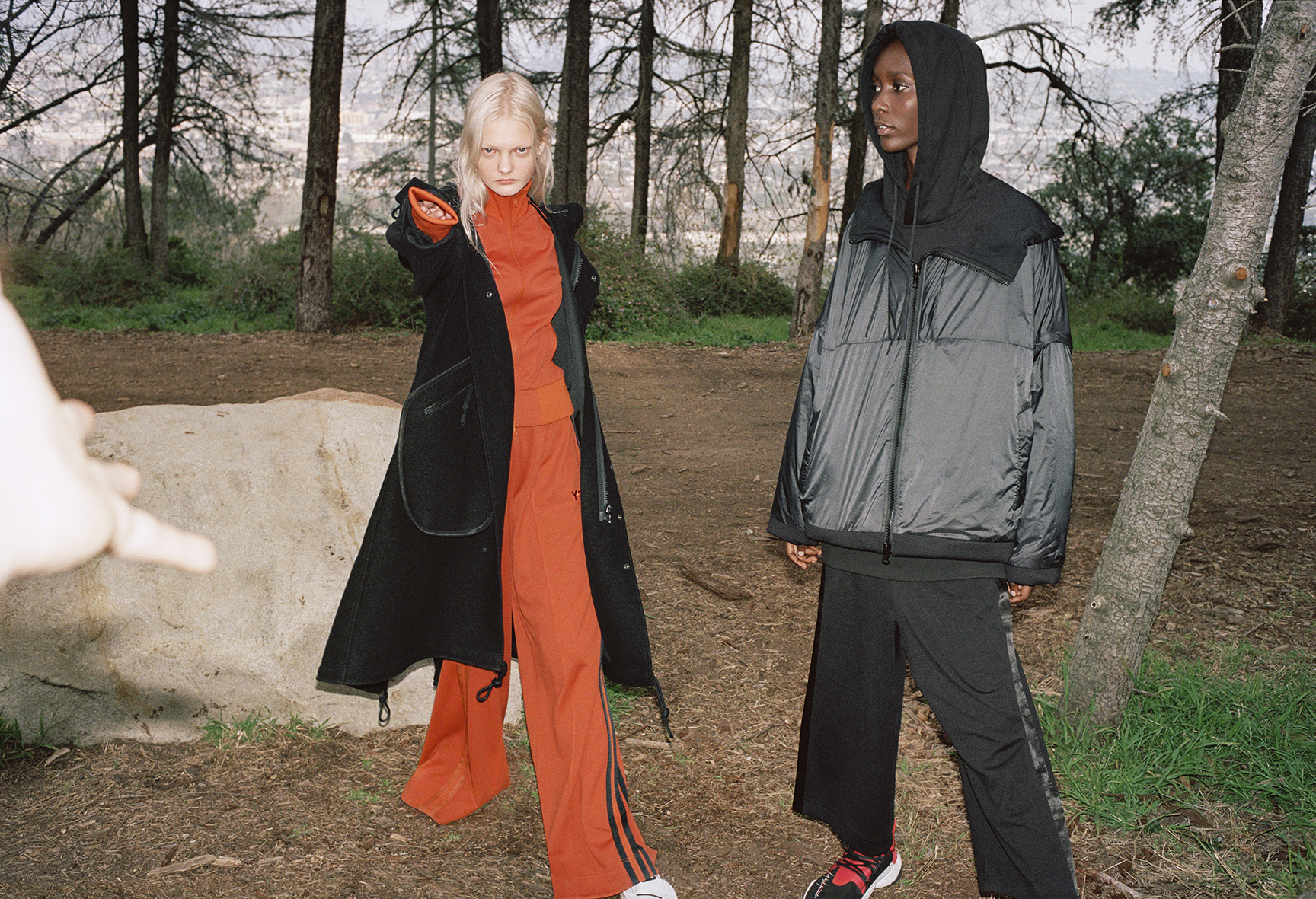 Y-3 Dropped Chapter 02 of Their Fall/Winter 2018 Collection