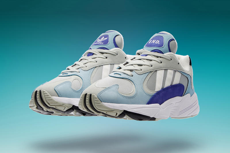 """END. and adidas Join Forces for Yung-1 """"Atmosphere"""""""