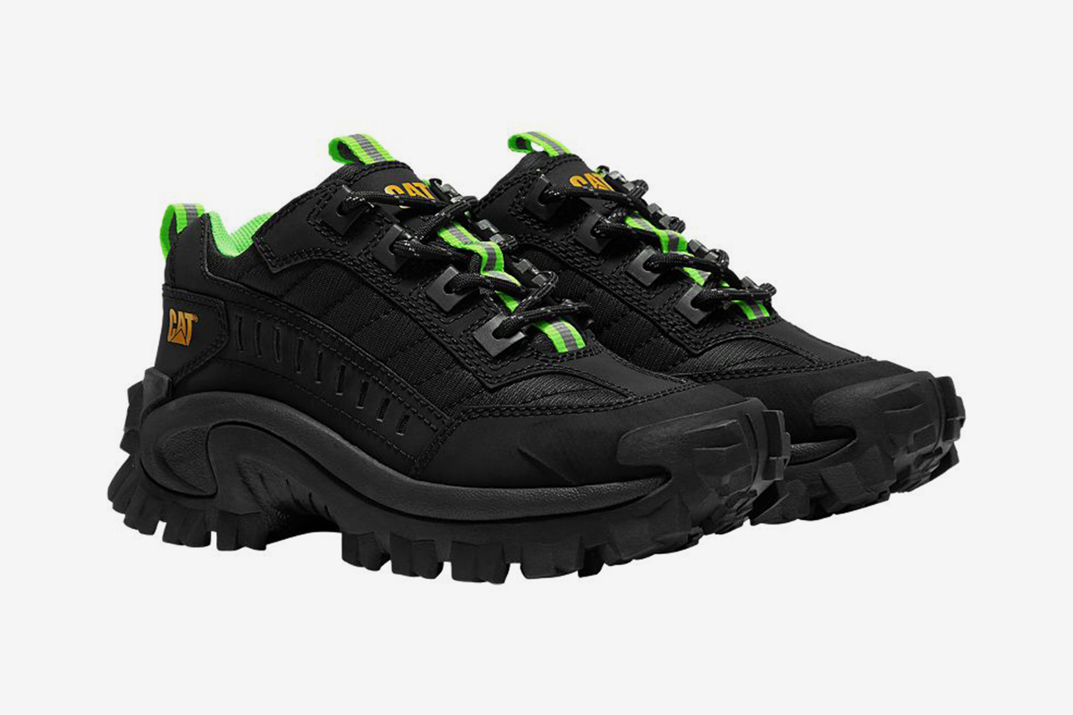 Cat Footwear are Set to Re-release their Old School 'Intruders'