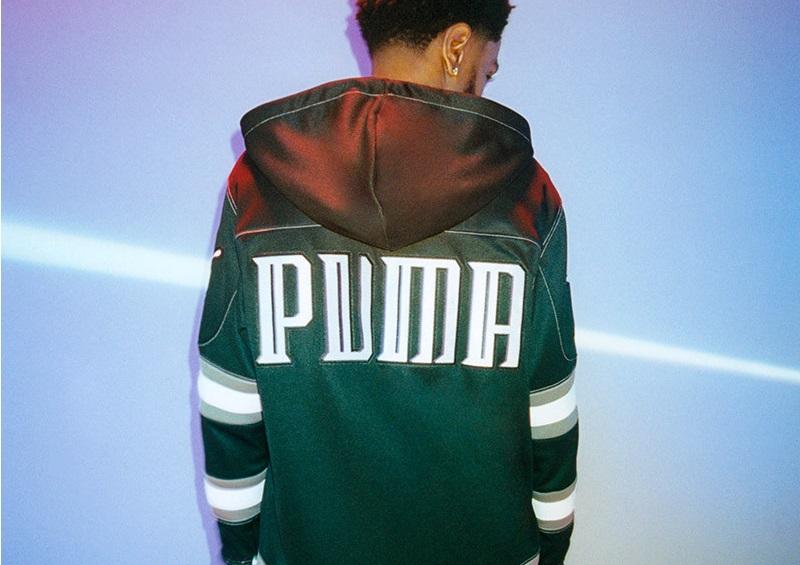 Big Sean and PUMA Drops New Capsule for Autumn