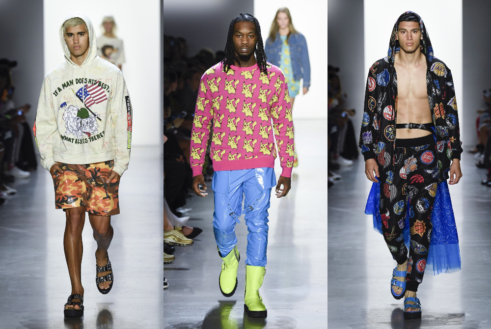 NYFW: Jeremy Scott Spring/Summer 2019 Collection