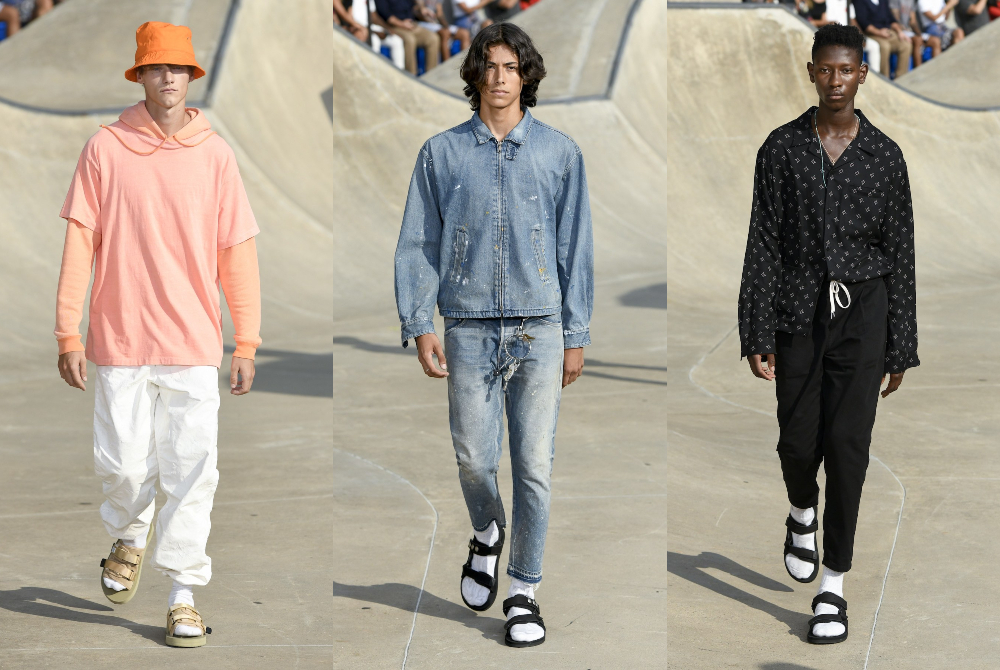 NYFW: John Elliott Spring/Summer 2019 Collection