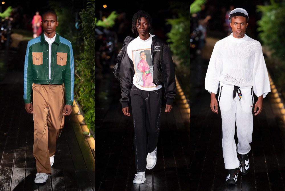 NYFW: Pyer Moss Spring/Summer 2019 Collection