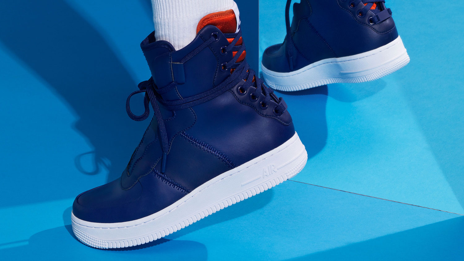 """Nike Launches """"Force Is Female"""" AF1 Sage Campaign"""
