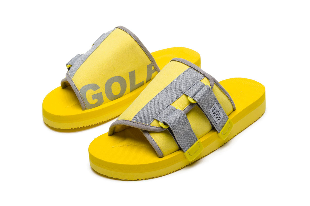 GOLF's Suicoke Sandal Collaboration has Finally Been Given a Release Date