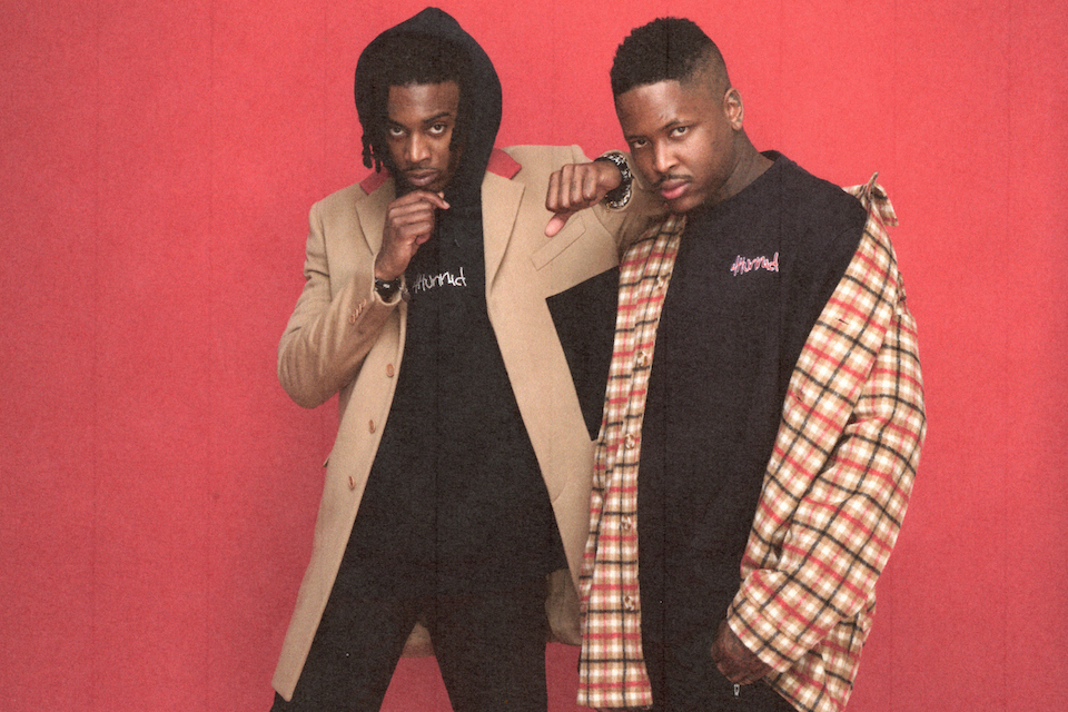 """YG & Playboi Carti Star in 4Hunnid's """"Late to School"""" Collection Campaign"""